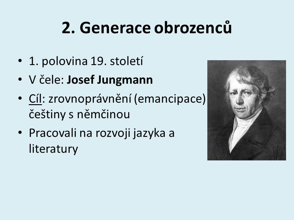 Myšlenka slovanské vzájemnosti Protiváha germánskému živlu Opora vesměs porobeným slovanským národům (Čechům, Slovákům, Chorvatům, Polákům) – jediní Rusové měli vlastní stát – ostatní k nim upínali své naděje a obdiv Prosazoval Jan Kollár – dílo Slávy dcera Habsburská monarchie v letech 1815 - 1847