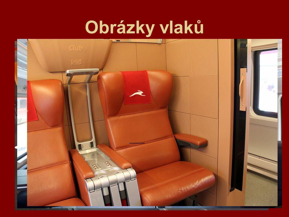 Obrázky vlaků