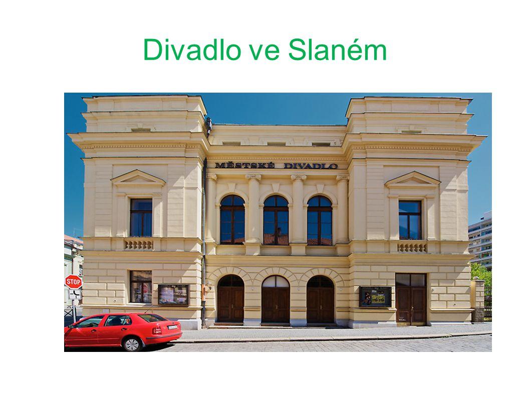 Divadlo ve Slaném