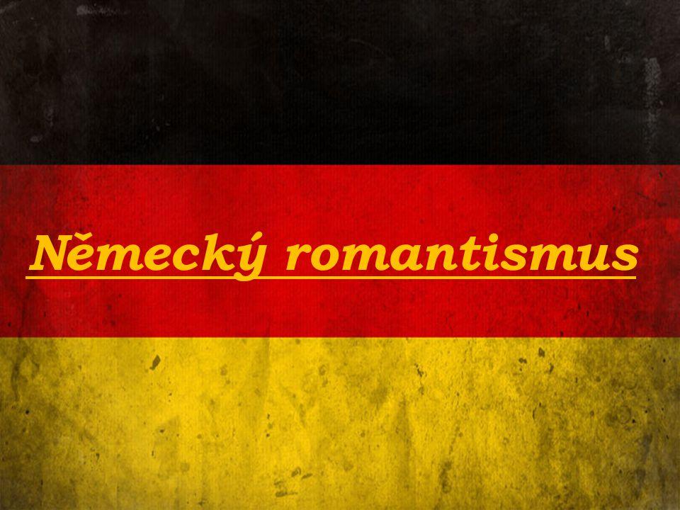 Německý romantismus