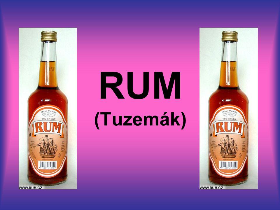 Tuzemský Rum 38%