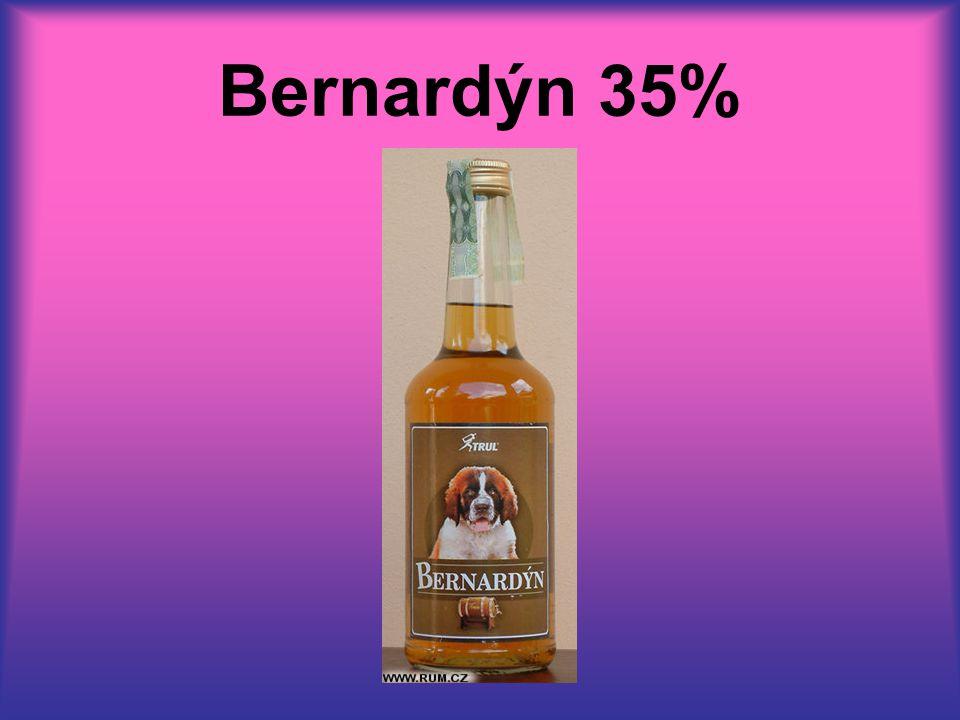 Bernardýn 35%