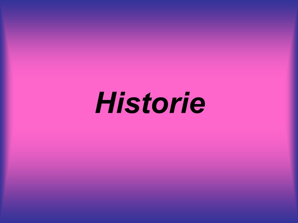 Podnikatelský záměr výroby likérů a lihovin vznikl v polovině roku 1991 na základě rodinné tradice, která měla počátky v roce 1935 a byla nedobrovolně ukončena v roce 1948.