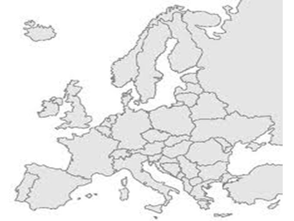 Najdi a zakresli (hnědě) v mapě tyto pohoří: Alpy, Karpaty, Pyreneje, Sierra Nevada (a zjistěte jejich vrchol), dále Skandinávské pohoří, Apeniny, Pindos, Dinárské hory, Ural, Dolomity Najděte tyto sopky: Vesuv, Stromboli, Hekla, Etna, Thira (Théra).