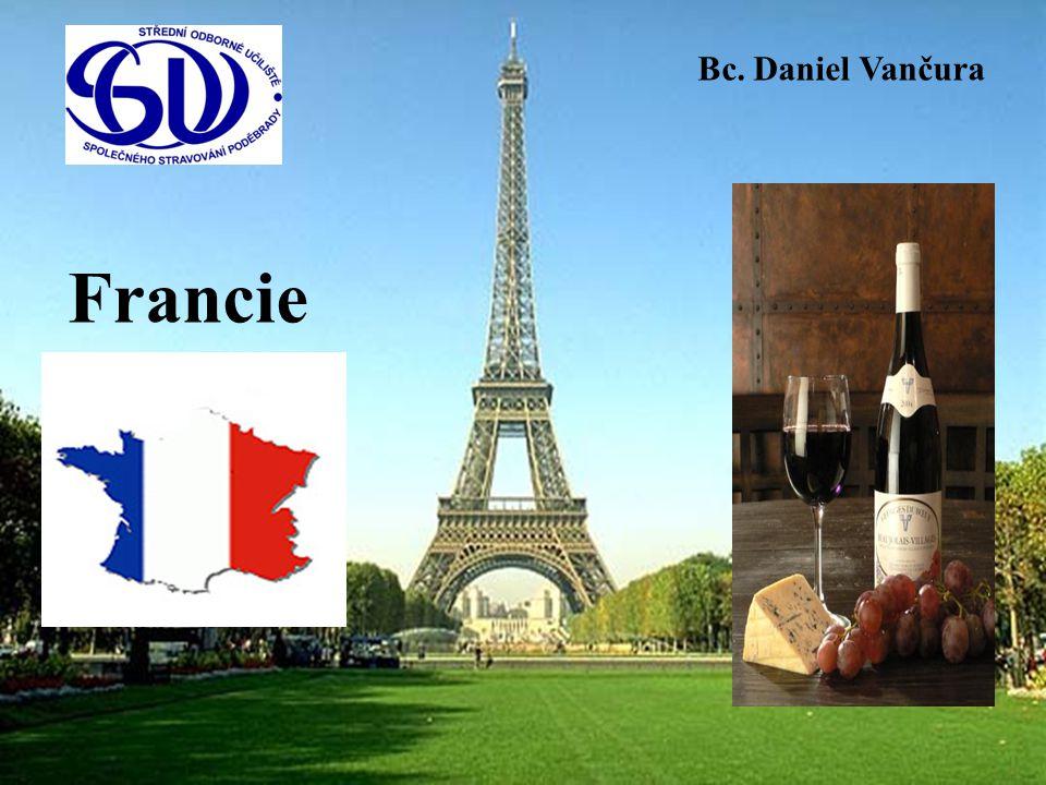 Francie Bc. Daniel Vančura