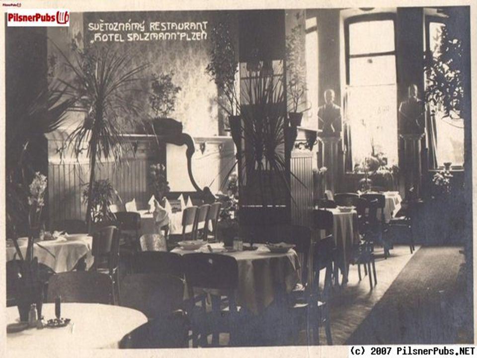 Francouzský systém obsluhy v restauracích vyšších skupin založen na odbornosti a profesionalitě každého pracovníka rozšířený systém vrchního číšníka