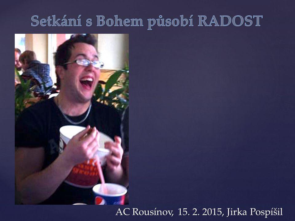AC Rousínov, 15. 2. 2015, Jirka Pospíšil
