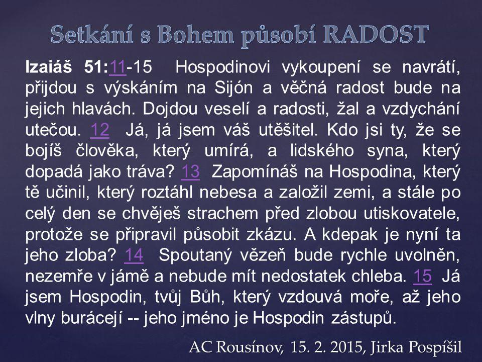 AC Rousínov, 15. 2.