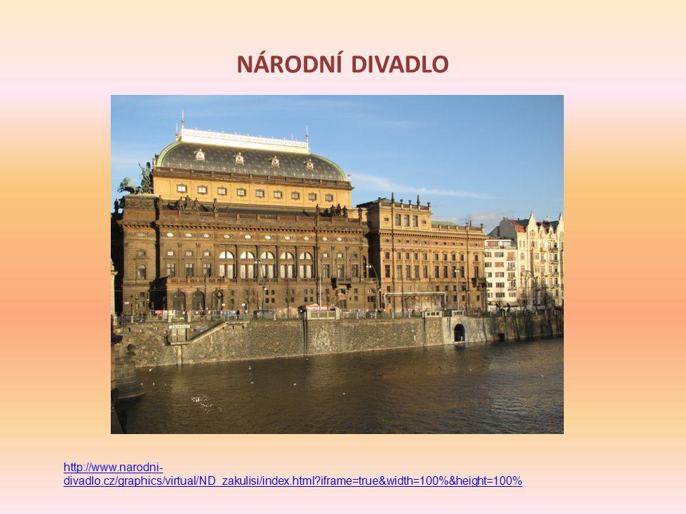 NÁRODNÍ DIVADLO http://www.narodni- divadlo.cz/graphics/virtual/ND_zakulisi/index.html?iframe=true&width=100%&height=100%