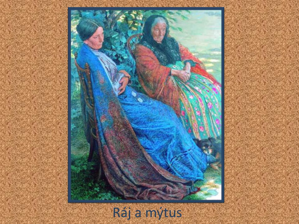 Ráj a mýtus