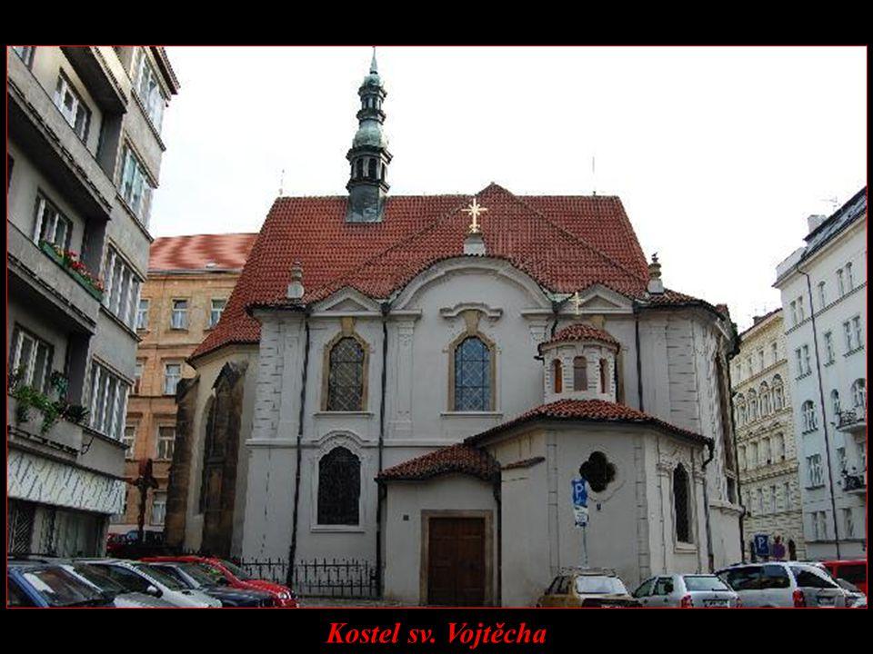 Kostel Panny Marie u Kajetánů