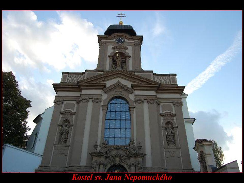 Kostel Matky Boží před Týnem