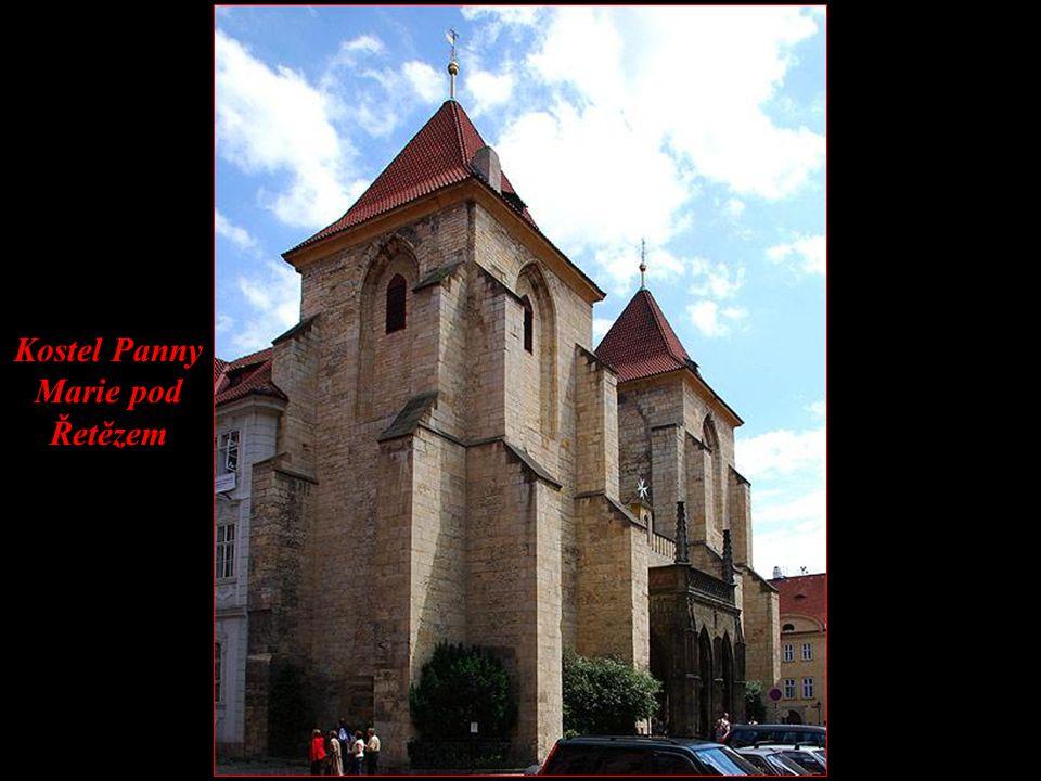 Kostel sv. Salvátora v Anežském klášteře
