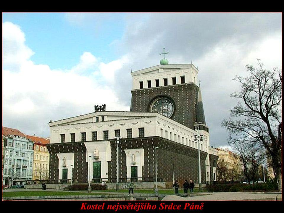 Kostel sv. Antonína z Padovy