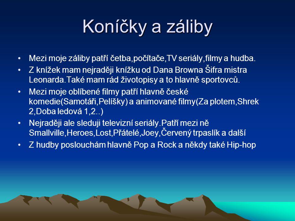 Moje webové stránky Ke tvorbě své webové stránky jsem hledal na webu www.jakpsatweb.cz www.jakpsatweb.cz
