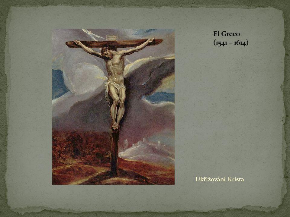 Ukřižování Krista