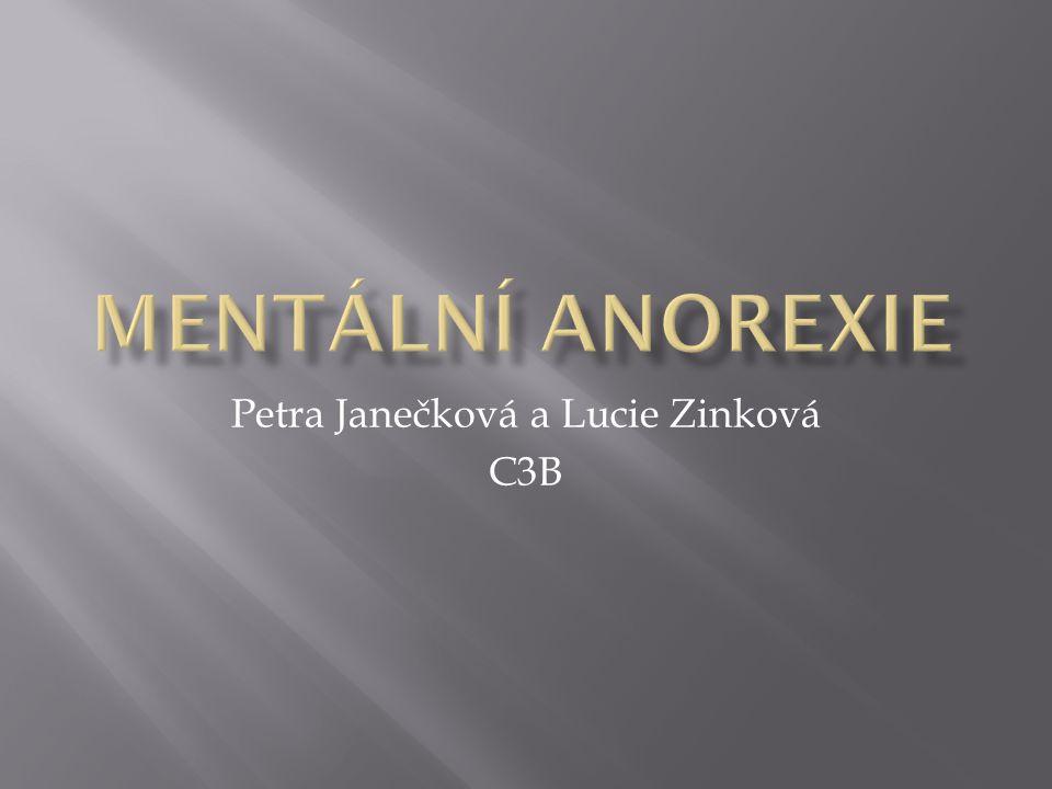 Petra Janečková a Lucie Zinková C3B