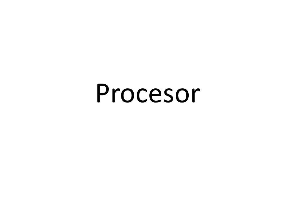 Co je procesor .CPU je stroj, který může vykonat počítačový program.