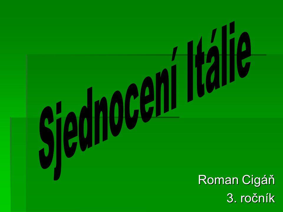 Roman Cigáň 3. ročník