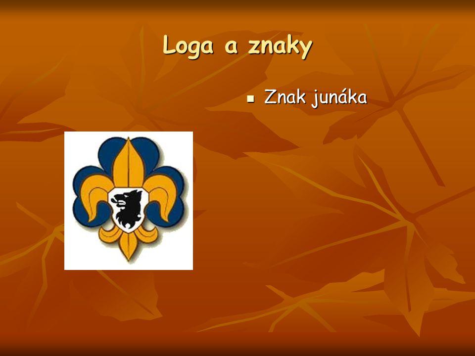 Loga a znaky Znak junáka Znak junáka