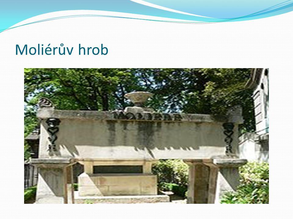 Moliérův hrob