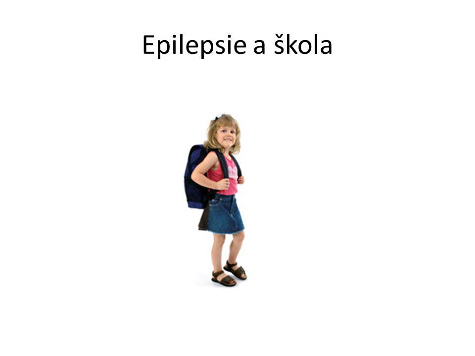 Epilepsie a škola