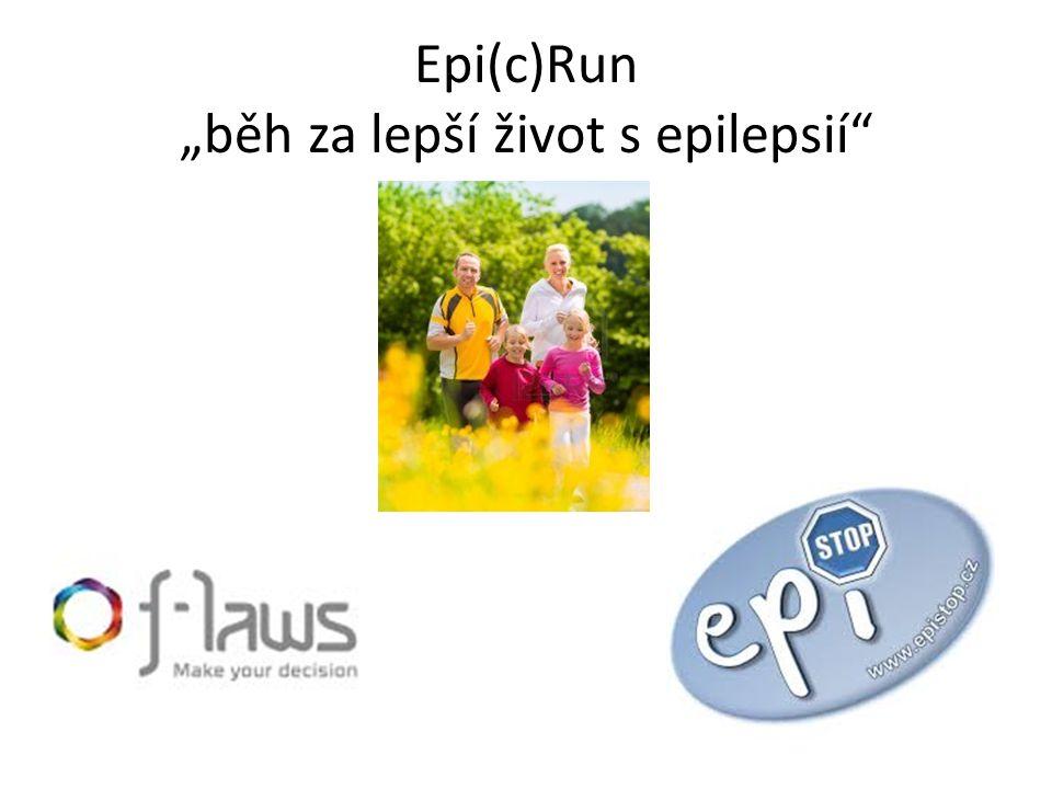 """Epi(c)Run """"běh za lepší život s epilepsií"""