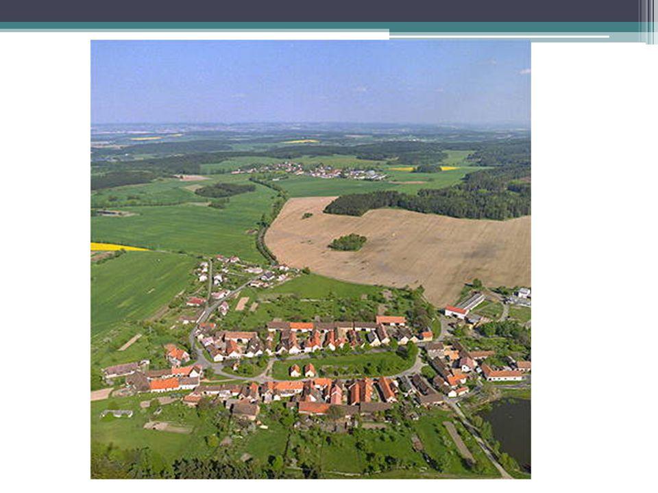 Evropská venkovská sídla