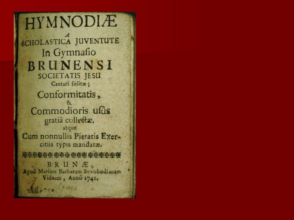 Jindřich Ondřej Hoffman: Zrcadlo náboženství (Praha 1642) Proč jsou Ceremonye Processý a co znamenají.