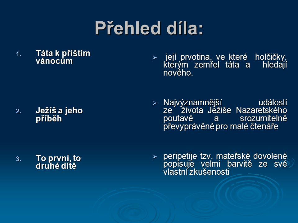 4.Máme doma zvířata 5. České pověsti pro malé děti 6.
