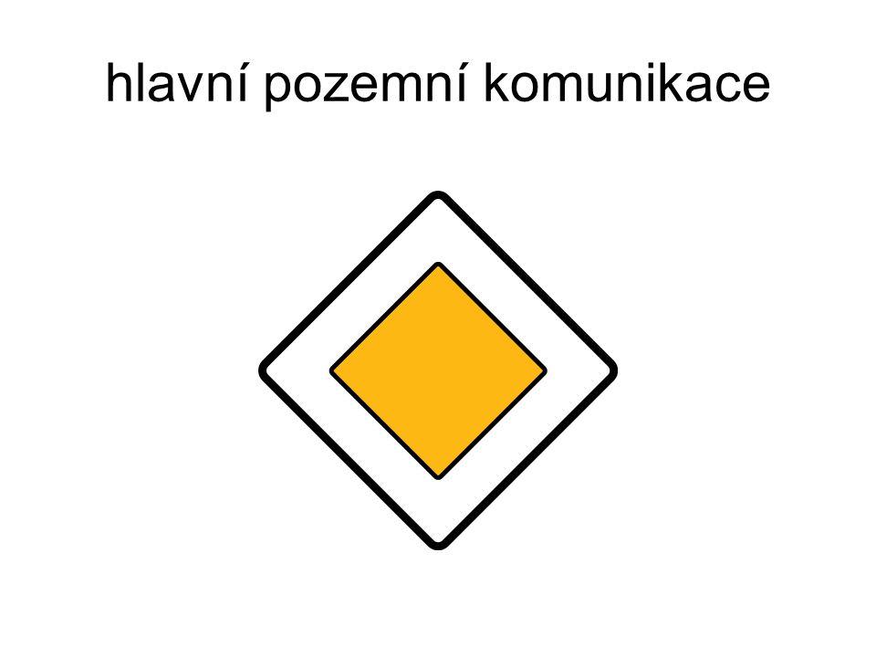 Přikázaný směr jízdy ( v tomto případě vpravo- vždy záleží na šipce kam ukazuje.)