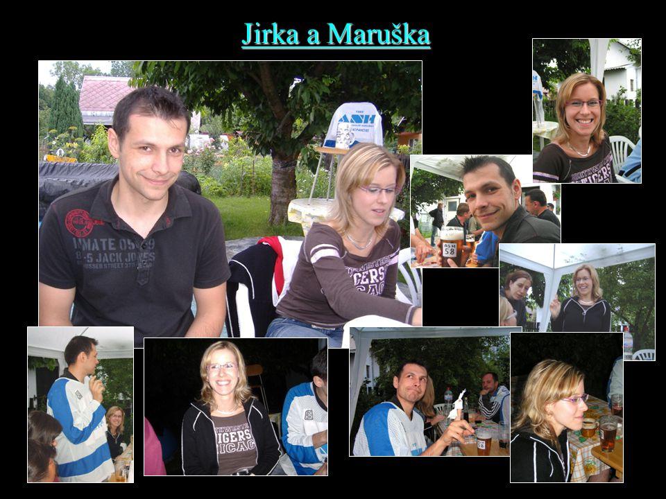 Jirka a Maruška