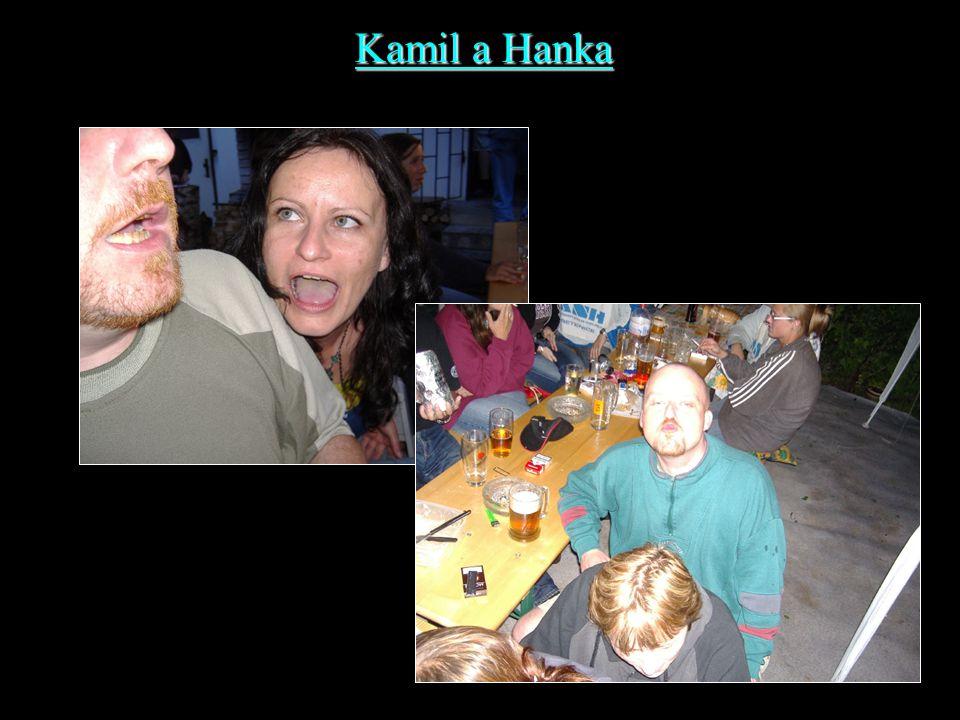 Kamil a Hanka
