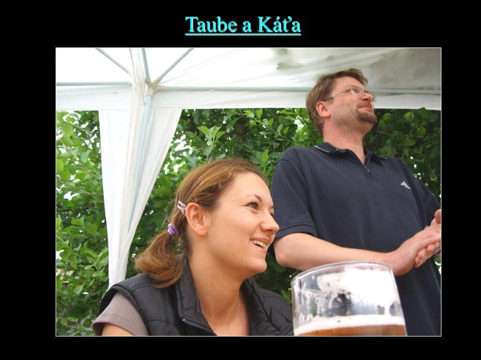 Taube a Káťa