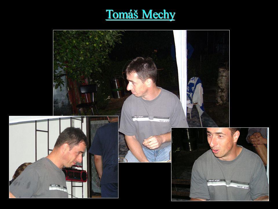 Tomáš Mechy