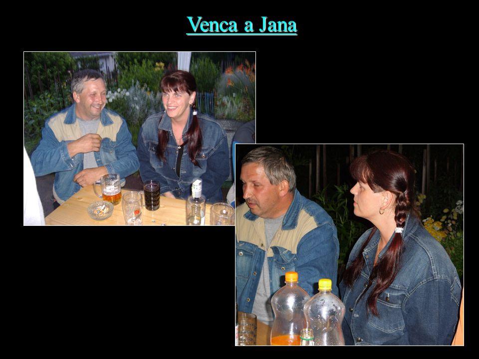Venca a Jana