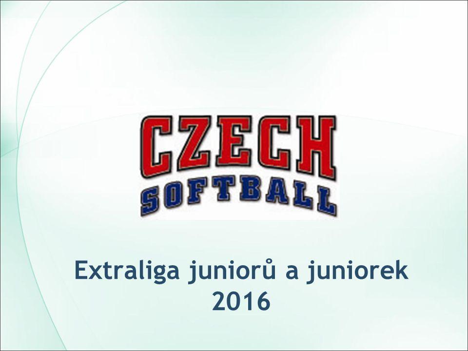Extraliga juniorů a juniorek 2016