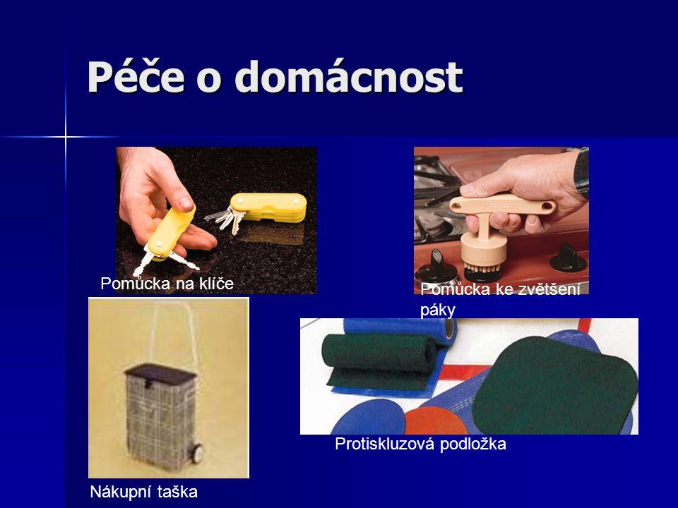 Péče o domácnost Pomůcka na klíče Pomůcka ke zvětšení páky Protiskluzová podložka otvírák Nákupní taška