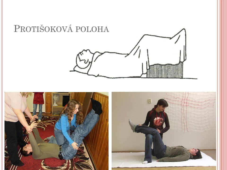 P ROTIŠOKOVÁ POLOHA