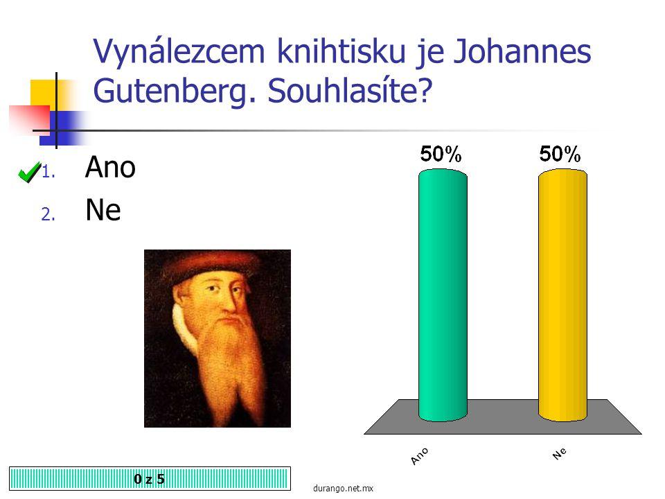 G. Galilei nepodpořil Koperníkův heliocentrický systém. Souhlasíte? 1. Ano 2. Ne 0 z 5 discworld.cz