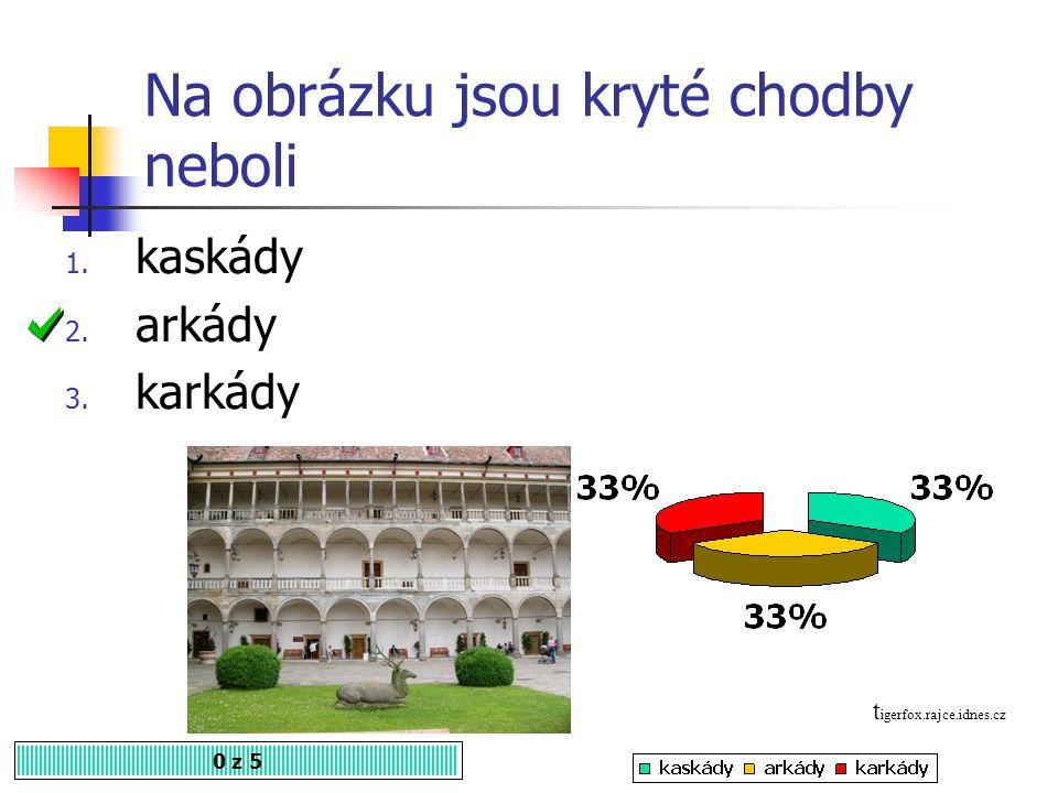 Jak se nazývá renesanční omítka na obrázku? 0 z 5 1. omítka 2. pohlednice 3. sgrafita encyklopedie.ckrumlov.cz