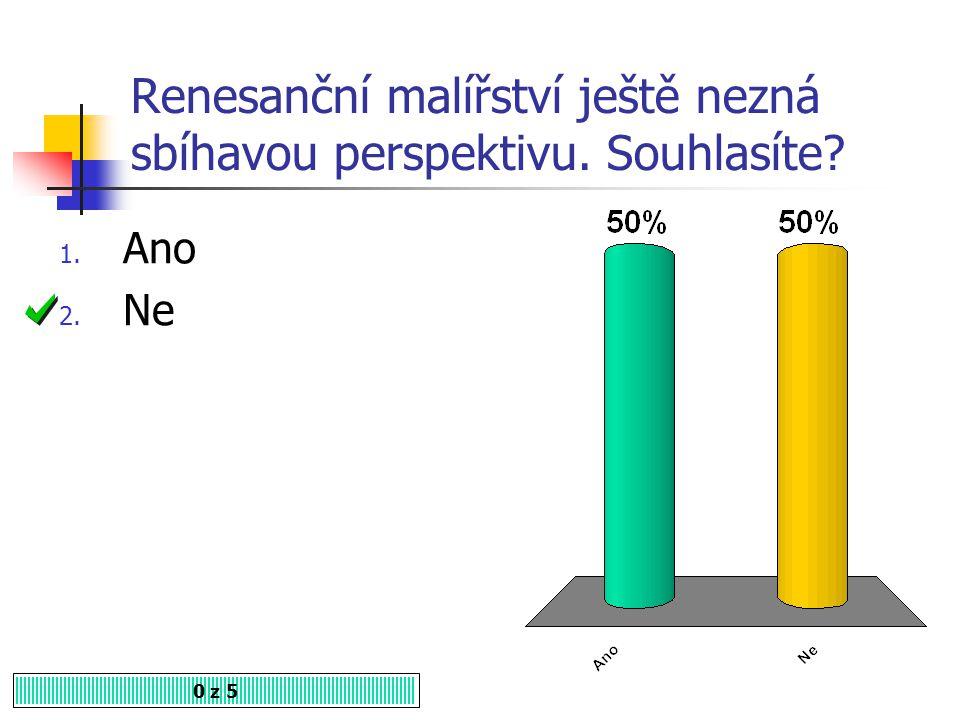 Na obrázku je zámek v Českém Krumlově. Souhlasíte? 1. Ano 2. Ne 0 z 5 e-cesko.cz