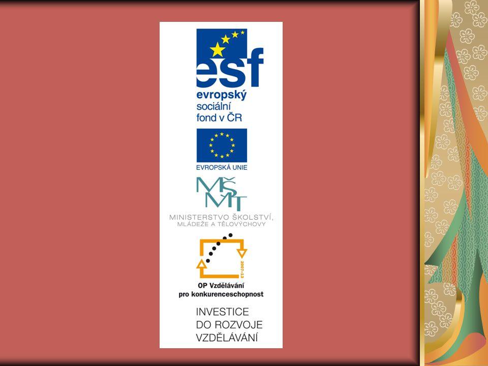 EU ICT2/1/1/3 Člověk a svět práce – 4.,5.