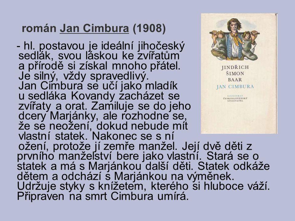 román Jan Cimbura (1908) - hl.