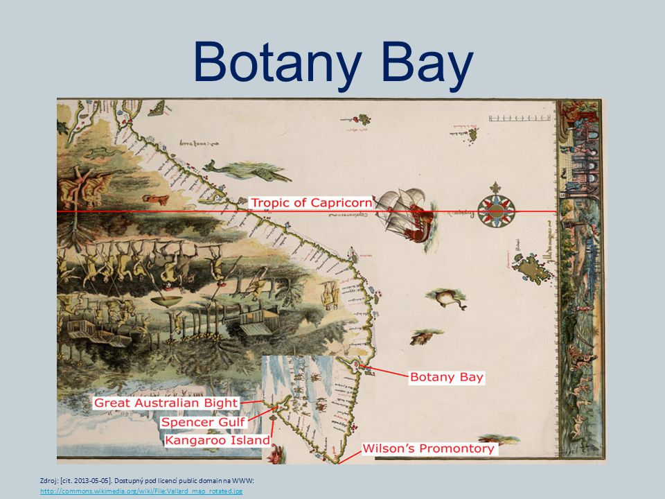 Botany Bay Zdroj: [cit. 2013-05-05].