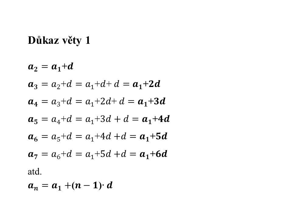 Věta 2