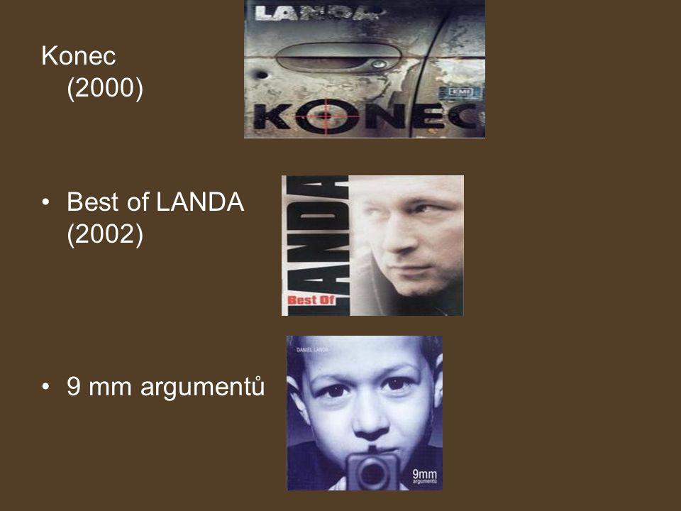 Následovaly desky Chcíply dobrý víly (1997) - Pozdrav z fronty (1998) Smrtihlav (1999)