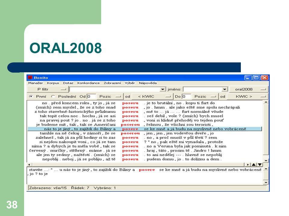 38 ORAL2008