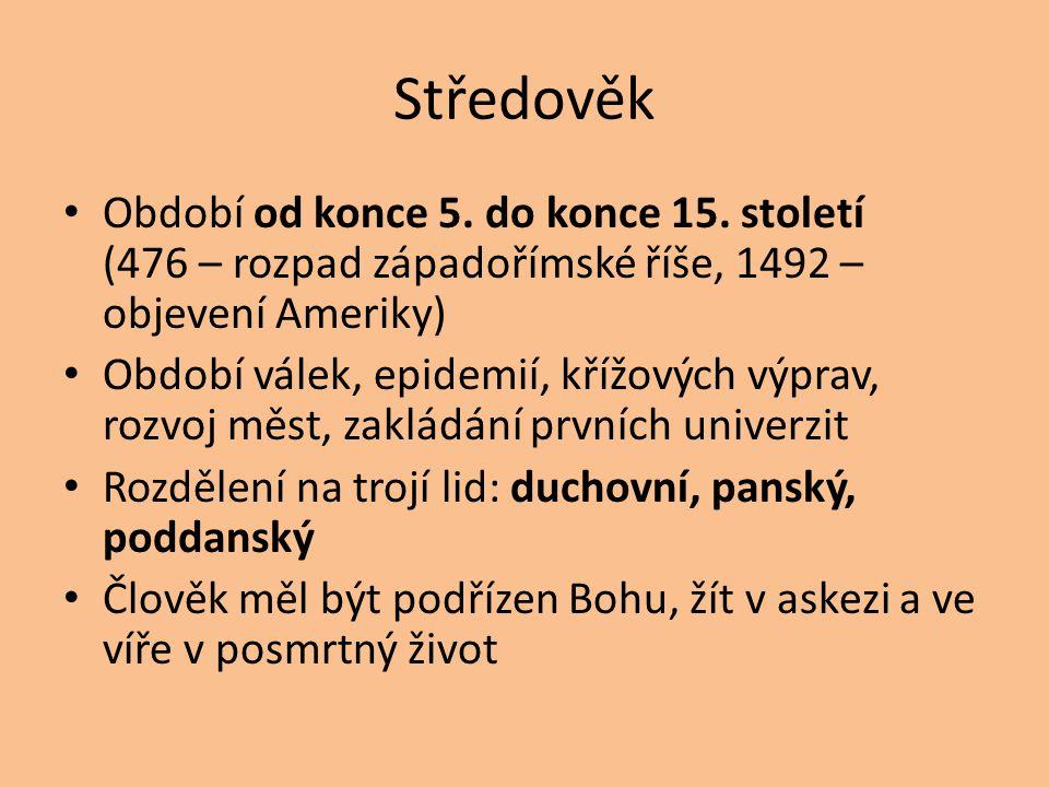 Románský styl Umělecký směr středověku, 11.- 13.