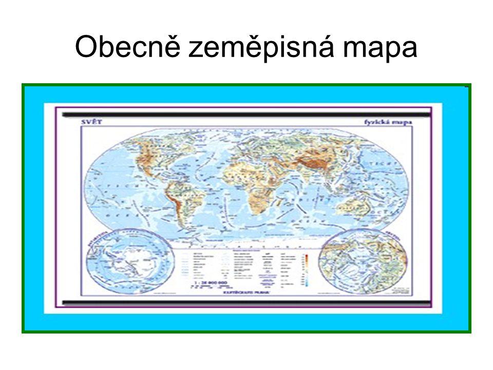 Tématická mapa